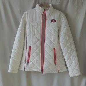 EUC 49ers Puffer Jacket